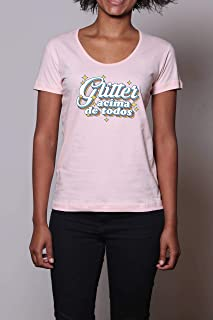 Camiseta Glitter
