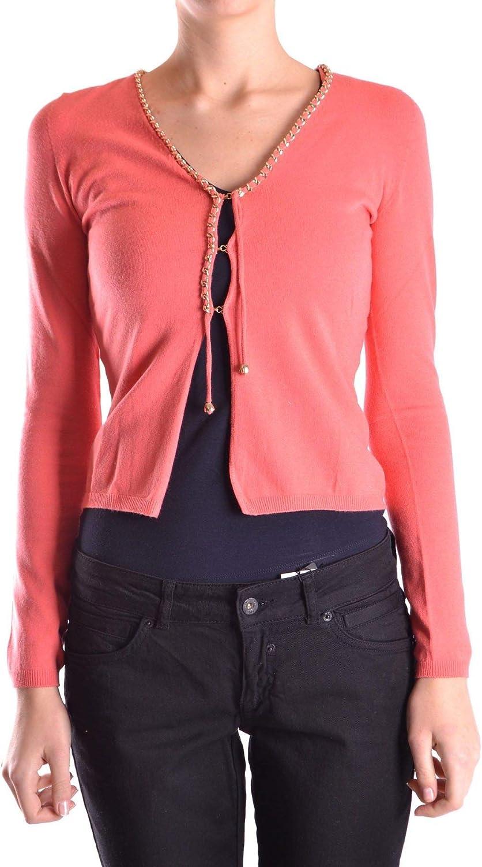 TwinSet Women's MCBI16998 Red Viscose Cardigan