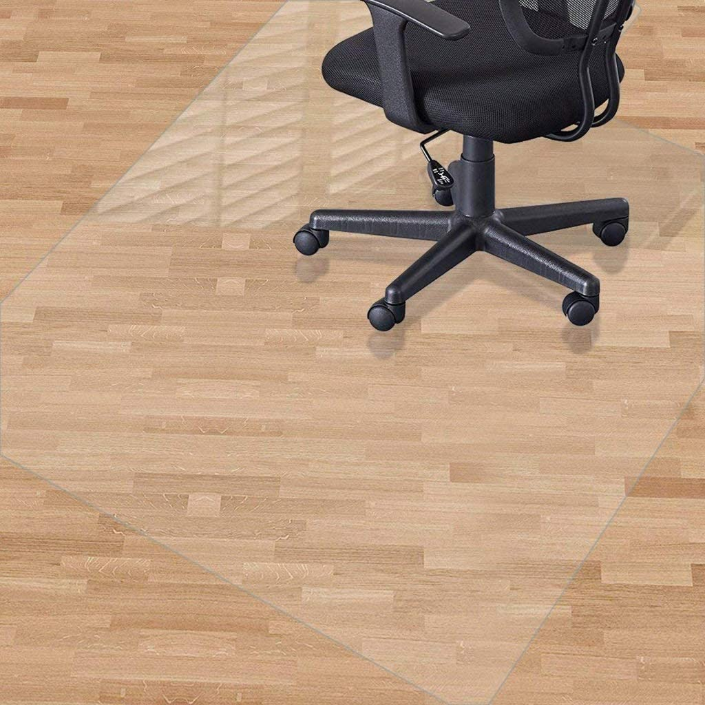 Li Zhao Household PVC Chair Max 65% OFF New item Mat - Hard 70x1 Protection Floor