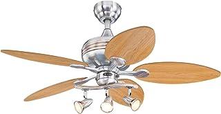 Westinghouse Lighting 7233100 Xavier Indoor Ceiling Fan...