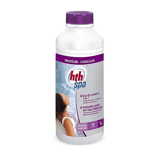 HTH Spa eau éclatante - 3 en 1