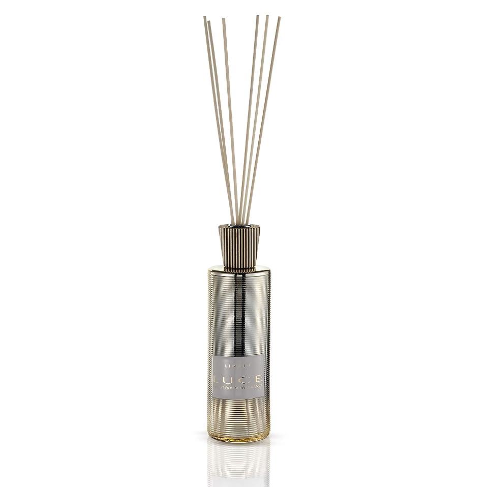 ジャズ不利モードリンLINARI リナーリ ルームディフューザー 500ml LUCE ルーチェ ナチュラルスティック natural stick room diffuser