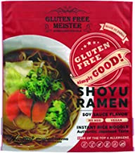 Gluten Free Meister Japanese Shoyu Ramen 6pk (Vegan)
