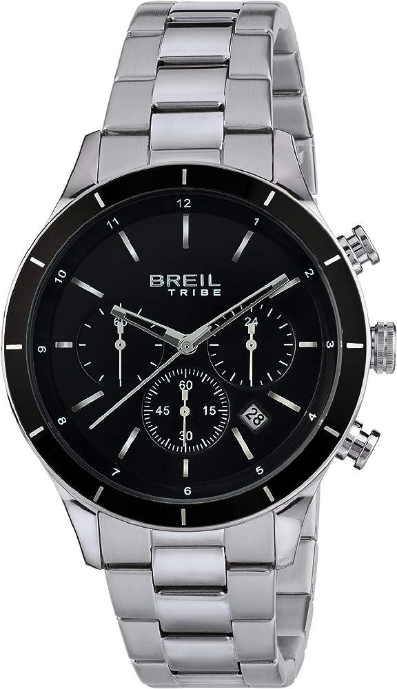 Orologio,cronografo breil, per uomo,in acciaio inossidabile EW0447
