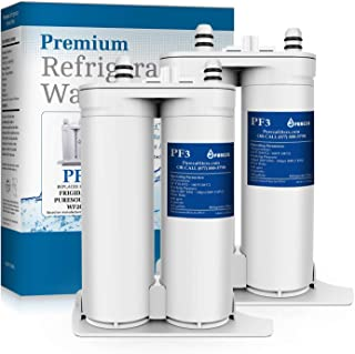 Pureza WF2CB Water Filter - Compatible with Pure Source 2 Water Filter, WF2CB, NGFC2000, FC100, Kenmore 469911, 469916, 2 Pack