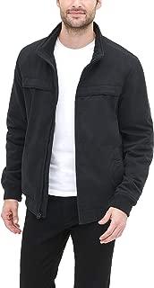 Men's Microtwill Golf Bomber Jacket