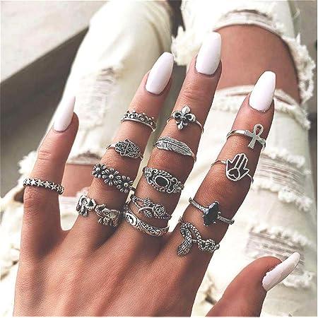 Bohemian Rings Pack