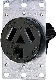 Leviton R10-05207-S00 Industrial Grade Straight Blade Flush Mount Receptacle