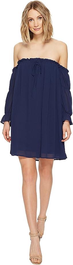 Brigitte Bailey - Azra Off the Shoulder Ruffle Dress