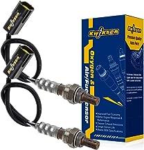 2pcs Oxygen Sensor 234-4067 234-4068 Upstream Left and Upstream Right Universal Heated O2 Sensor Bank 1 Sensor 1 and Bank 2 Sensor 1 Compatible with Mazda 929 Base 3.0L 1992 1993 1994 1995