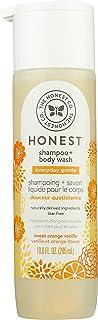 The Honest Company Shampoo & Body Wash -Orange Vanilla 10 fluid_ounces 0.240 kilograms