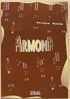 Enrique Rueda: Armonía (RM Pedag.Libros Tècnicos)