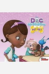 Doc McStuffins: Pet Vet (Disney Storybook (eBook)) Kindle Edition