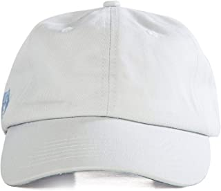 1582c60683f URBAN MONKEY Unisex Classic Off White Dad Cap-Free Size, 100% Cotton Cap