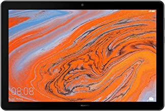 HUAWEI MediaPad T5 Tablet Black 10 1 inch 3 32GB Wi Fi 4G LTE 5 MP Rear Camera 5100mAH Battery 16 7M Colours Dual Stereo Speakers Children s Corner Octa Core Processor Bluetooth