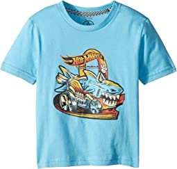 Hot Wheels® Shark Cruiser Short Sleeve Tee (Toddler/Little Kids)