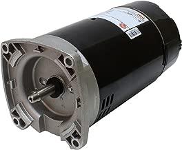 1.5 hp 3450 RPM 56Y Frame 115/230V Square Flange Pool Motor US Electric Motor # EB854