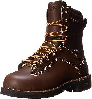 حذاء عمل رجالي من Danner مقاس 20.32 سم BR AT