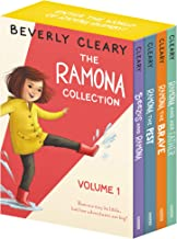 The Ramona Collection, Vol. 1: Beezus and Ramona / Ramona the Pest / Ramona the Brave / Ramona and Her Father [4 Book Box ...