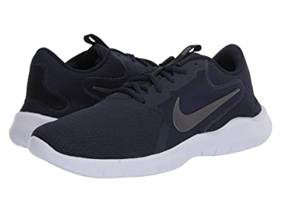 Nike Flex Experience Run 9 (Obsidian/Metallic Cool Grey/Black) Men