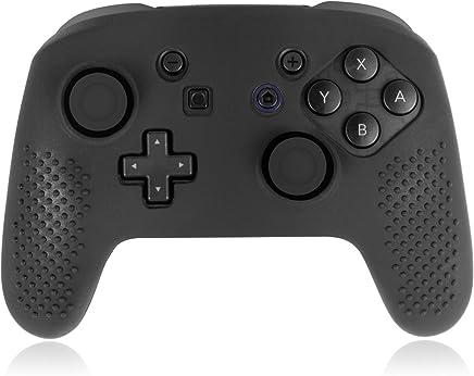 Nintendo Switch Pro Controller Siyah Silikon Koruyucu Kılıf