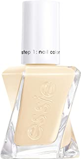 essie Longwear Nail Polish, Summer 2020 Sunset Soiree Collection, Soft and Sophisticated Yellow Nail Color With A Cream Finish, atelier at the bay, 0.46 Fl Ounce