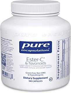 pure encapsulations iron c
