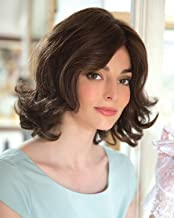 Alana Xo Lace Front & Monofilament Synthetic Wig By Amore Auburn Sugar