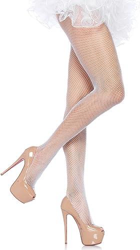 Leg Avenue Women's Nylon Fishnet Tights