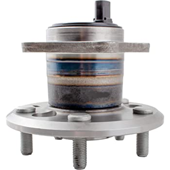 FKG 512206 Rear Left Wheel Bearing Hub Assembly fit for 05-12 Toyota Avalon 07-12 Lexus ES350 02-11 Toyota Camry 04-08 Toyota Solara 02-03 Lexus ES300 04-06 Lexus ES330