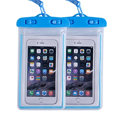 Goture Waterproof Case Universal Waterproof Pho...