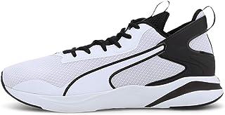 Puma Men's Softride Rift Outdoor Multisport Training Shoe, Puma White-Puma Black, 13 N US