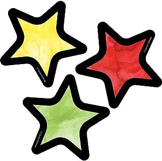 Carson Dellosa | Celebrate Learning Stars Colorful Cut-Outs | Printable
