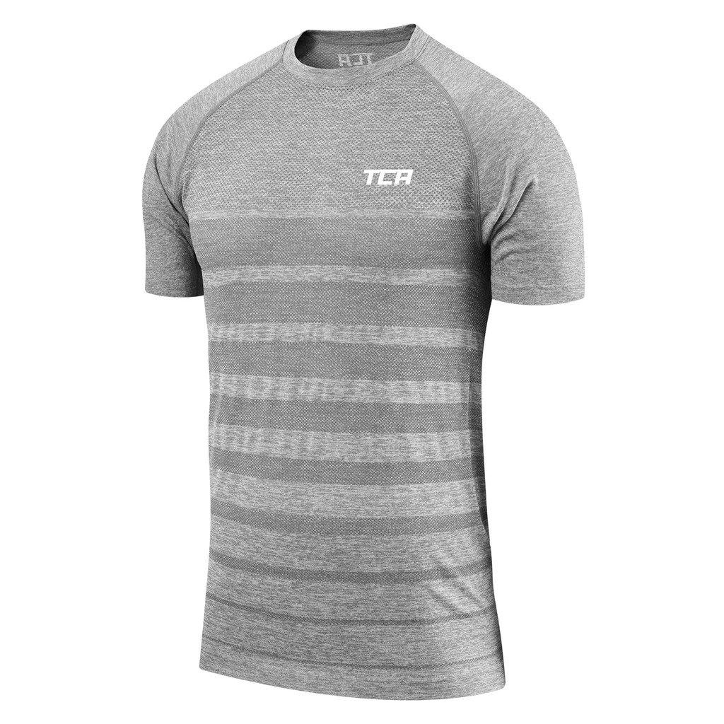 Men/'s TCA Gym Top QuickDry SuperKnit Sports Fitness Running T-shirt