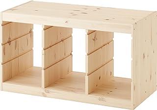 【IKEA/イケア】TROFAST フレーム, パイン材