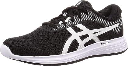 asic zapatillas negra