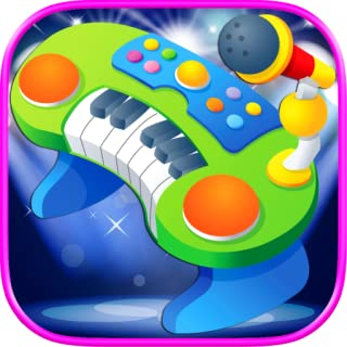 Kids Piano & Drums - Musical Band & Rock Games FREE