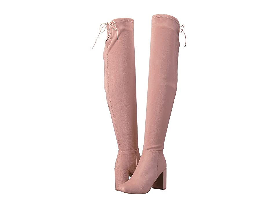 Chinese Laundry Krush Boot (Pink Suedette) Women