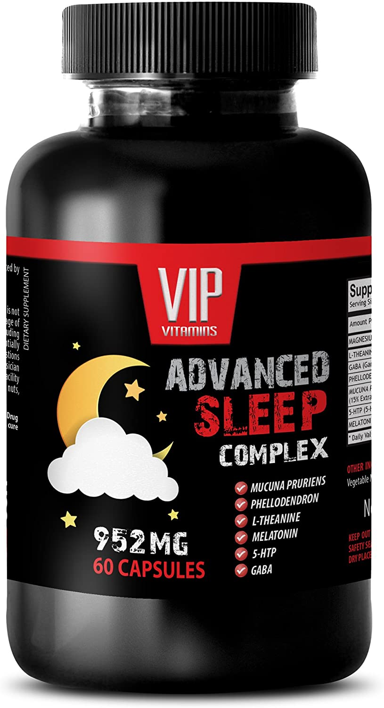 antioxidant Industry No. 1 Supplement - Advanced 952MG Max 48% OFF Complex Sleep Brain