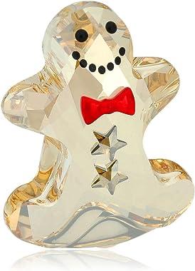 Swarovski Rocking Gingerbread Man