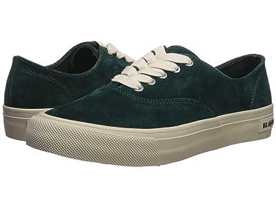 SeaVees Legend Sneaker X (Bottle Green) Women