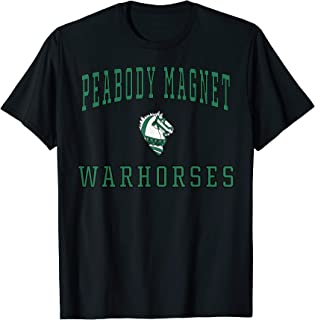 Peabody Magnet High School Warhorses T-Shirt C1