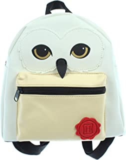 Harry Potter Hedwig Owl with Hogwarts Letter Mini Backpack