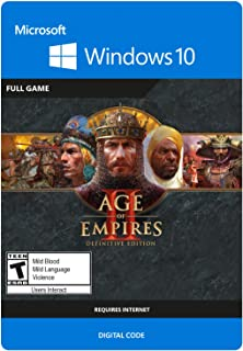 Age of Empires 2: Definitive Edition - Windows 10 [Digital Code]