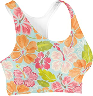 Rainbow Rules Aloha Sports Bra