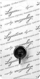 Lagostina 4657500Válvula de Control de Funcionamiento para Irradia, Negro