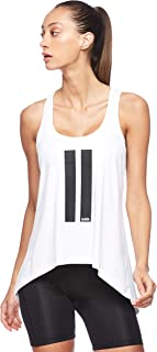 BodyTalk Women's PARALLELW TANK TOP Sleeveless Loose Cut Top