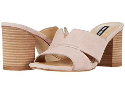 Nine West Nicolet (Light Pink Suede) Women