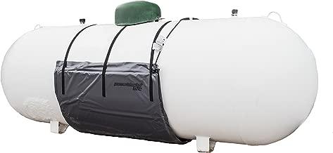 Powerblanket Lite PBL500 Propane Tank Heating Blanket, Fits 500-gallon Horizontal Gas Tank, 720 Watts, 100 F