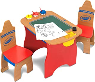 Best crayola creativity wooden table and chairs set Reviews
